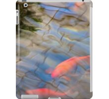 Something fishy iPad Case/Skin