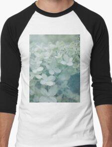 Veiled Beauty Men's Baseball ¾ T-Shirt