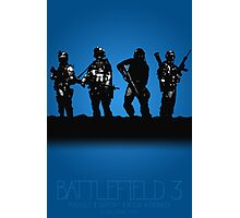 Battlefield 3 - A Video Game Story Photographic Print