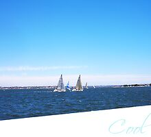 Yachts  22 12 12  Three -  Cool by Robert Phillips