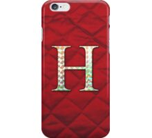 Hologram (Red) iPhone Case/Skin