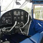 Analogue Cockpit by stevealder
