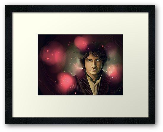Bilbo Baggins by KanaHyde