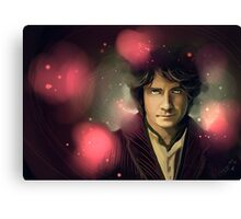 Bilbo Baggins Canvas Print