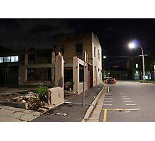 Demolition Derby Photographic Print