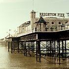 Brighton Palace Pier by lightmonger