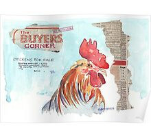 Country Diary - Buyers' Corner Poster