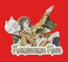 kamisama kiss coupled  by tylerlions777