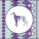 Greyhound Geometri by Simon Alenius