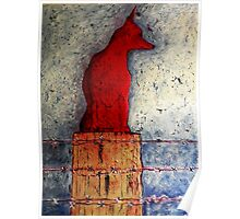 Red Dog Day Poster