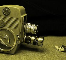 a Clockwork Camera by Rob Hawkins