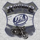 usa warriors motorcycle by rogers bros by usa50states