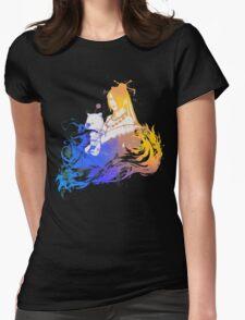 Lulu Final Fantasy Womens Fitted T-Shirt