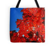 Hotter than hell, Burn you like the midday sun Tote Bag