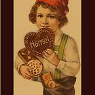 Vintage Hansel Greetings by Yesteryears