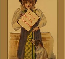 Vintage Mother Hubbard by Yesteryears