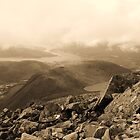 View From Ben Nevis by Seaxneat