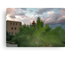 Late Afternoon in Jaffa Canvas Print