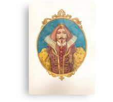 His Highness Metal Print