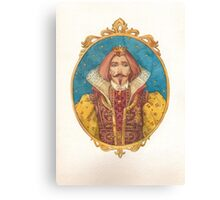 His Highness Canvas Print