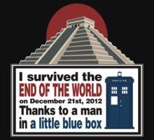 The Doctor saved us by Benjamin Bader