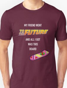Future Gifts: Hoverboard T-Shirt