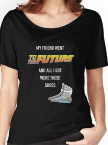 Future Gifts: Power Laces Women's Relaxed Fit T-Shirt