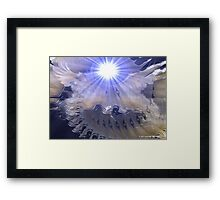 FREE TO BE THE BEST YOU Framed Print