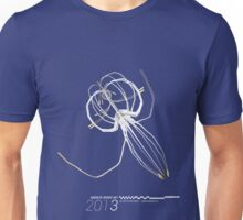 Radiata Series 001-2013 (gray) Unisex T-Shirt