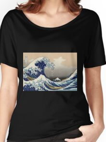 Great Wave Women's Relaxed Fit T-Shirt