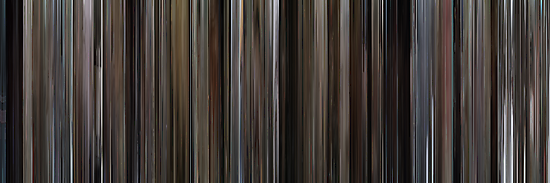 Moviebarcode: Gorky Park (1983) by moviebarcode