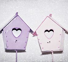 Your Lovebird's Flown Away by Denise Abé