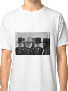Lego Gangster Noir Classic T-Shirt