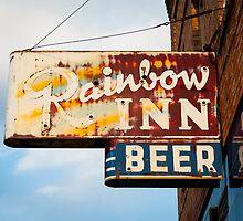 Rainbow Inn by Sam Scholes