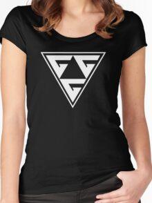 Scott Pilgrim - Gideon Gordon Graves Women's Fitted Scoop T-Shirt