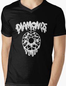 super cool diamonds tee  Mens V-Neck T-Shirt