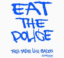 Eat the police BLUE T-Shirt
