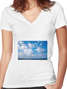 Free Your Mind (Ireland) Women's Fitted V-Neck T-Shirt