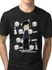 cute SHERLOCK * Sherlock Holmes * Tri-blend T-Shirt
