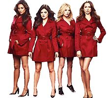 Pretty Little Liars by palegrungelouis