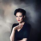 Irene Adler portrait by koroa