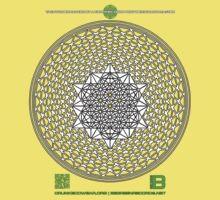 META PHI 22 BY VII23 - DEC 2012 - OFFICIAL MERCH Baby Tee