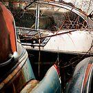 Classic Car Ruins by Sam Scholes