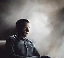 John Watson  portrait by koroa