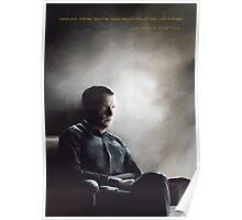 John Watson  portrait Poster