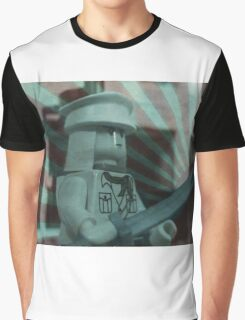 Lego Japanese Soldier- Version 2 Graphic T-Shirt