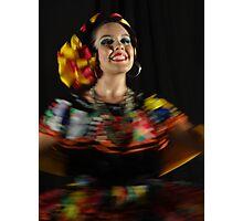Dancing - Colors And Movements - Bailando - Colores Y Movimientos Photographic Print