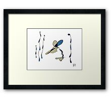 The Tears Framed Print
