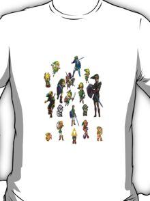 Legend of Zelda Links T-Shirt