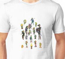 Legend of Zelda Links Unisex T-Shirt